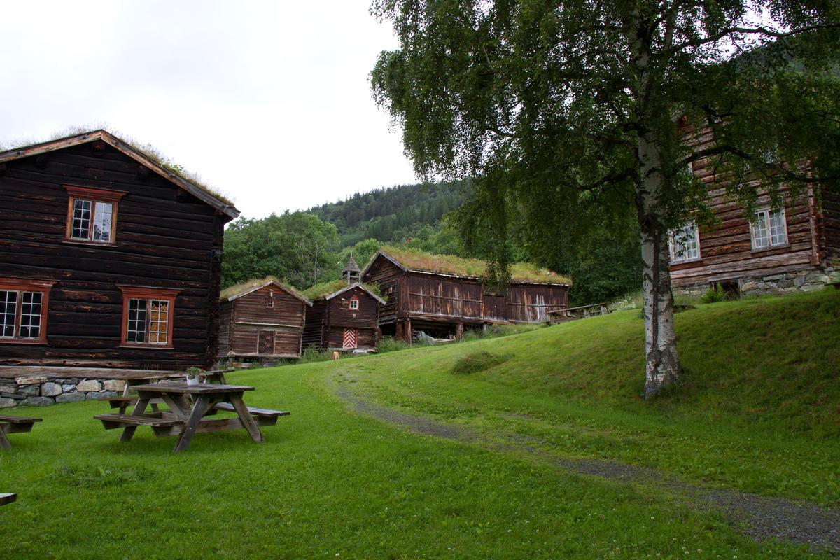 Tunet med Maulåna (Foto/Photo)