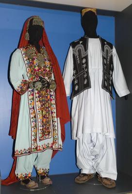 NF.32082-001 Pakistanske bryllupsskikker