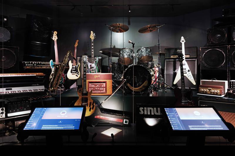 Rockens verktøy