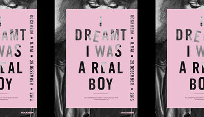I Dreamt I Was A Real Boy - Header