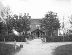 Stallagården, Nederled, utanför Rydaholm, ca. 1900. Anders J