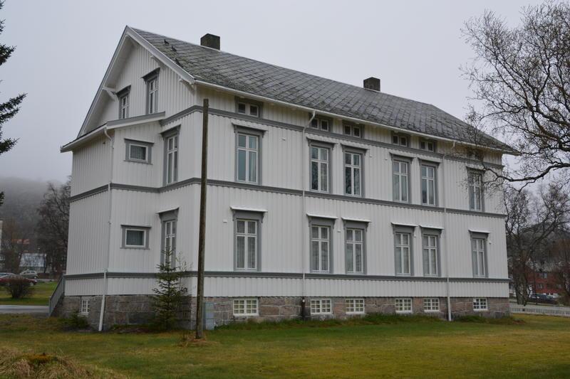 Telegrafstasjoner. Lødingen, eksteriør 3 (Foto/Photo)