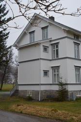 Telegrafstasjoner Lødingen eksteriør (Foto/Photo)