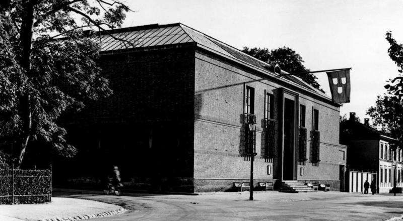 Trondheim kunstmuseums hovedbygning 1930 (Foto/Photo)