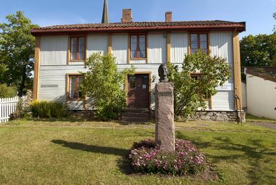 Gjester som kan vise billett fra besøk på Kirsten Flagstad Museum samme dag, vil få inngang til halv pris på Domkirkeodden. (Foto/Photo)