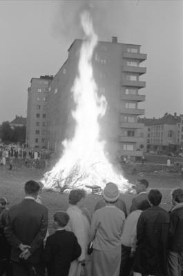 St. Hansfeiring, 1962