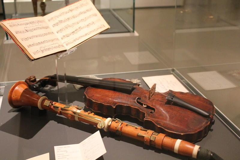 Fiolin og fløyte (Foto/Photo)