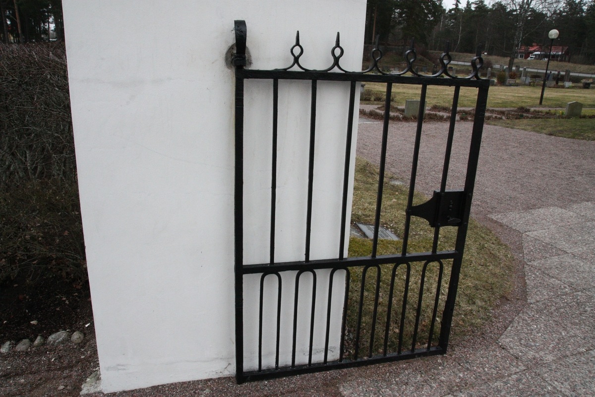 Björklinge kyrka, Björklinge socken, Uppsala kommun