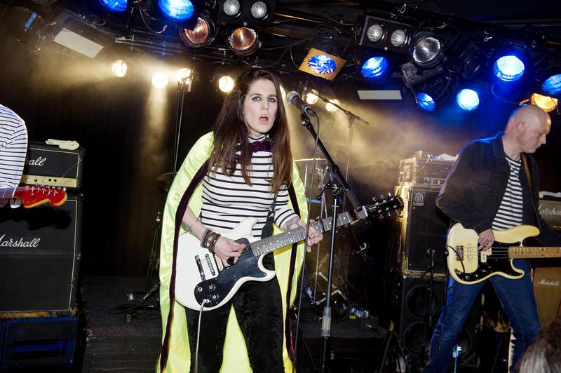 Fra konserten med Übertøs. Foto: Helge Skodvin. (Foto/Photo)