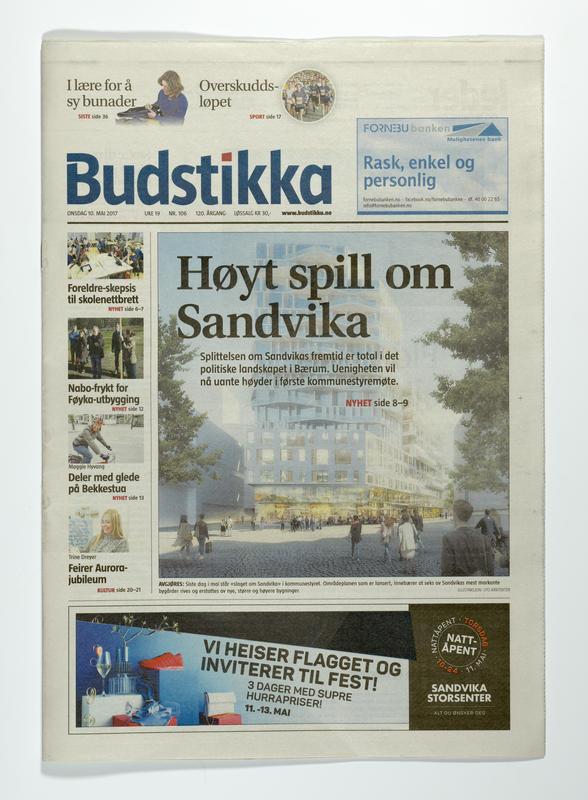 Budstikka (Foto/Photo)