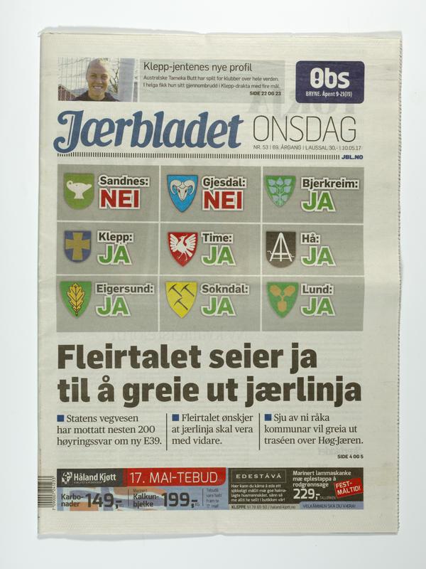 Jærbladet