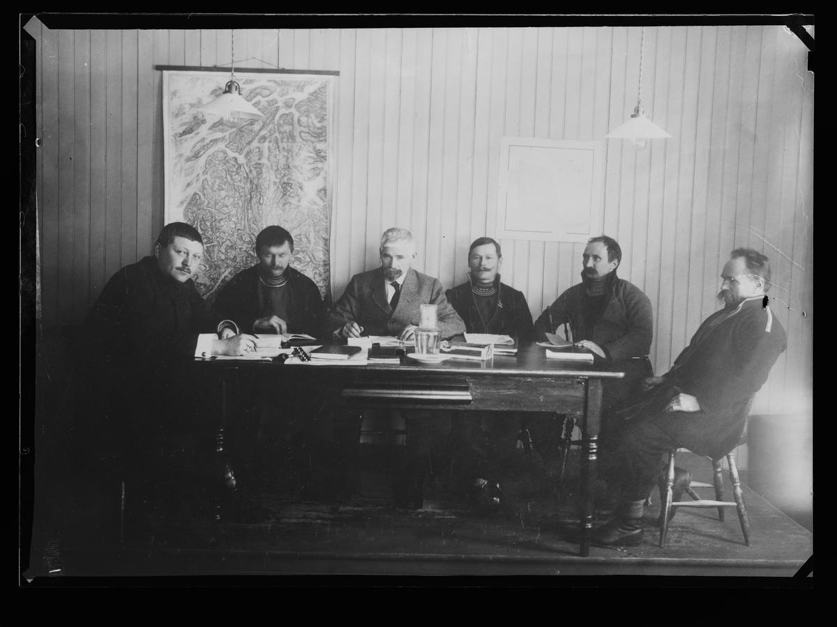 Komiteen for ny reindriftslov 1917