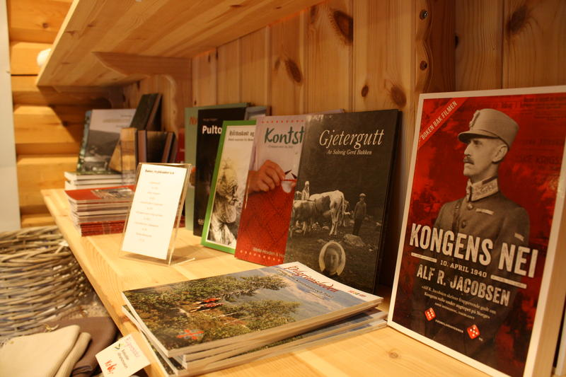 Museumsbutikken på Blokkodden (Foto/Photo)