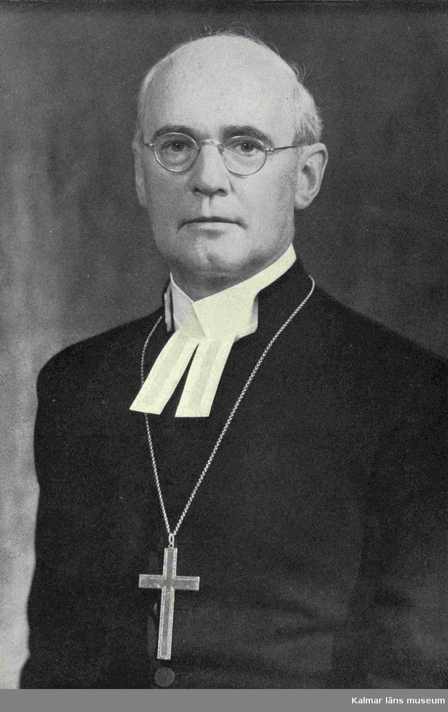 Biskop Elis Malmeström.