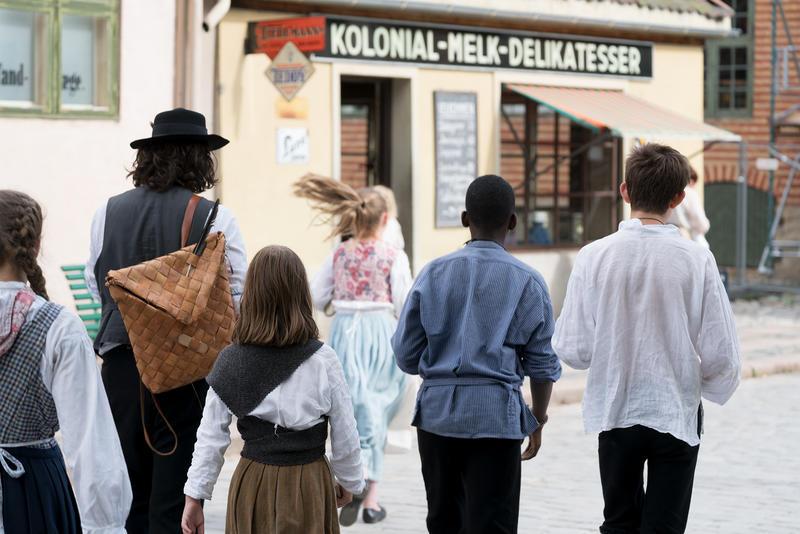 Kolonialen i Gamlebyen på Norsk Folkemuseum