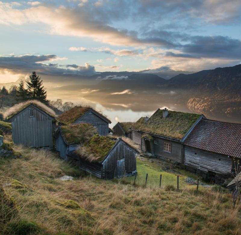 Prioritering i bygningssamlinga - Rogaland (Foto/Photo)