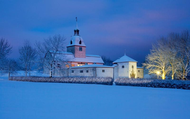 Austråttborgen (vinter) (Foto/Photo)