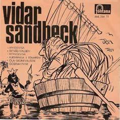 Vidar Sandbeck EP nr. 8 (Foto/Photo)