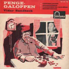 Vidar Sandbeck EP nr. 1