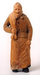 Silje på Geltorp [Skulptur]