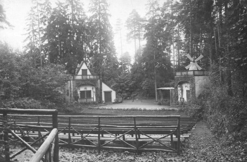 Friluftsteatret 1930