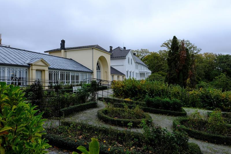 Hagen på Rød Herregård