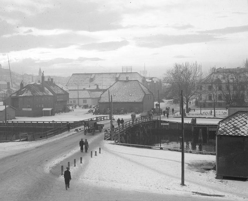 Brattøra 1934 (Foto/Photo)