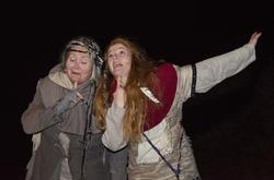 Spå-Sara og Ruske-Ragna illusterer hvordan det har gått med opprørere tidligere.