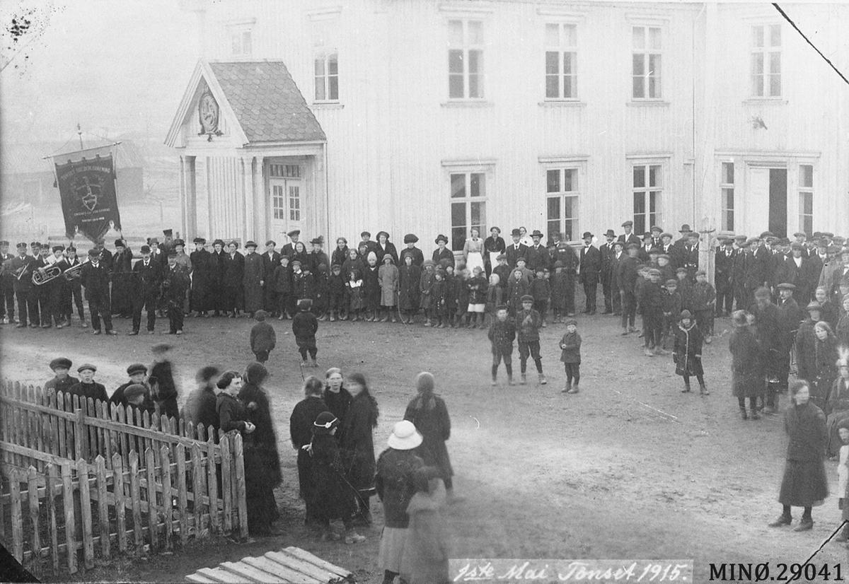 1.mai 1915 Tynset (Foto/Photo)
