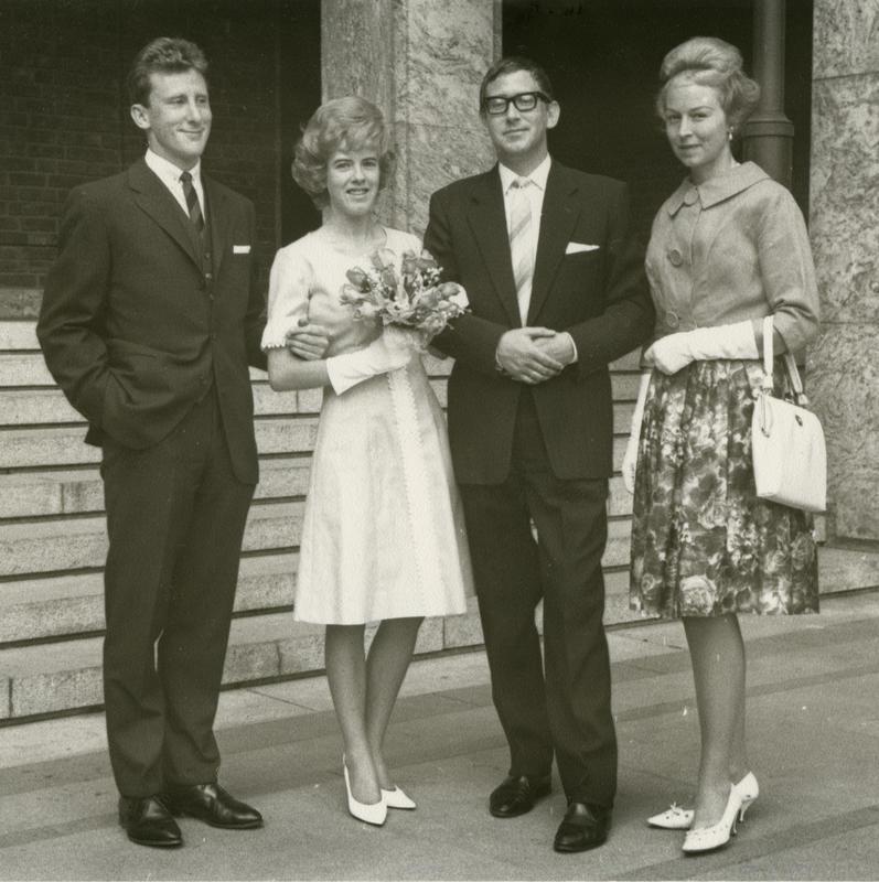 Nanne Holten til høyre. Foto: privat. (Foto/Photo)