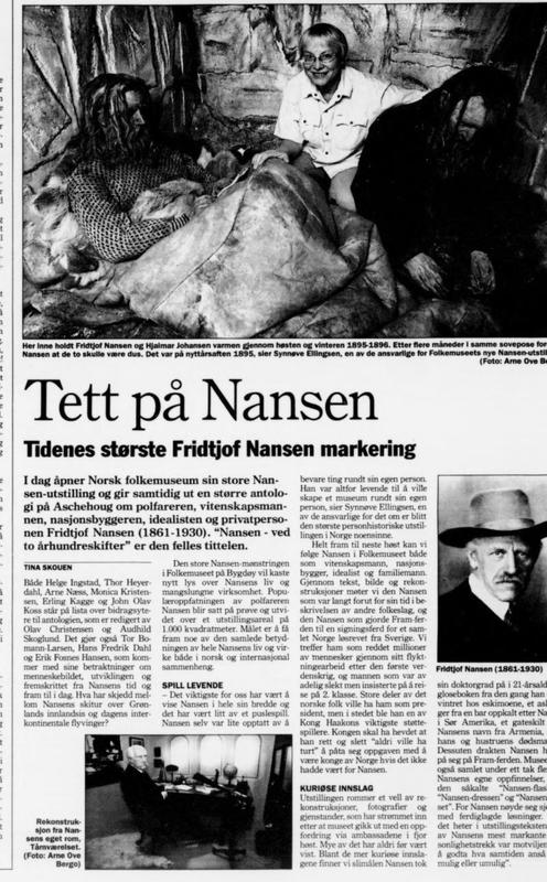 Nansen (Foto/Photo)
