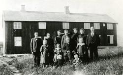Varøya, Familien Olsen