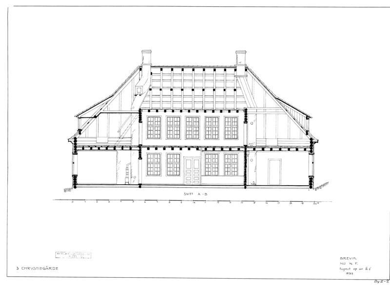 227 Chrystiegården Bygård fra Brevik