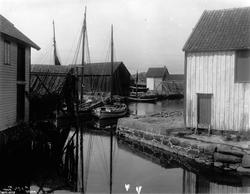 prot: Utsire Østre Havn