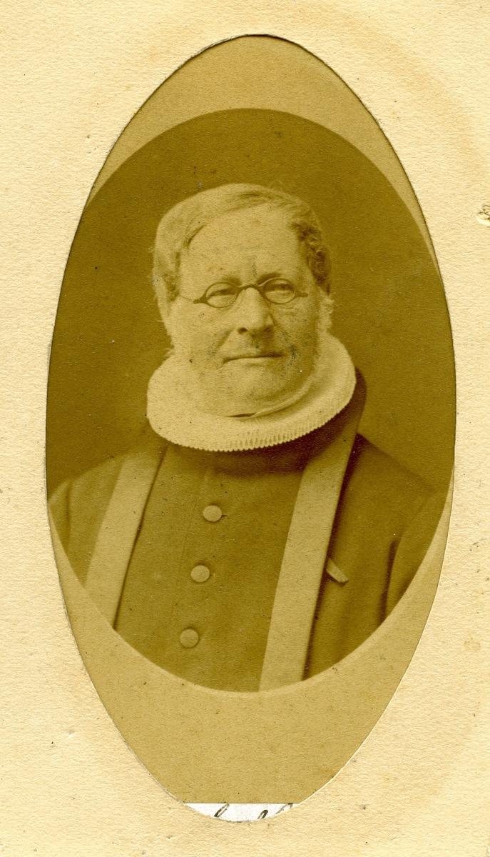 Portrett av M. Fiske