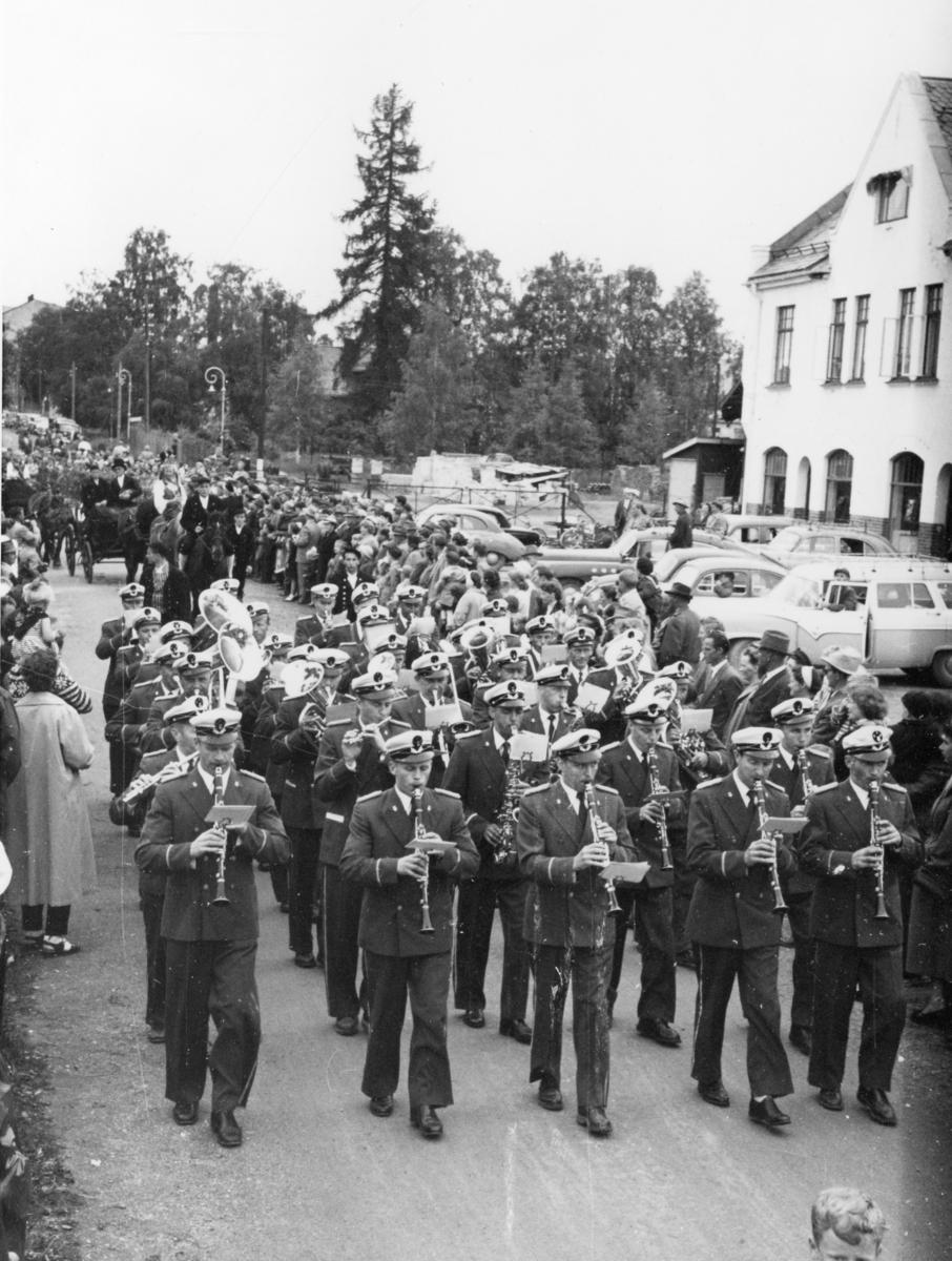Utflytterdagen,Glomdalsbruden 1956
