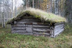 Fjøs fra ?? (Foto/Photo)