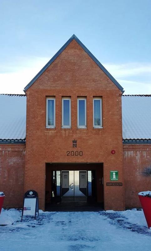 Gyldenborg inngang