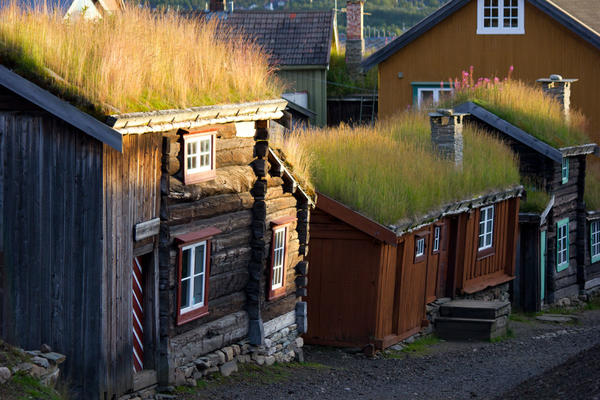 Sleggveien. Foto/Photo