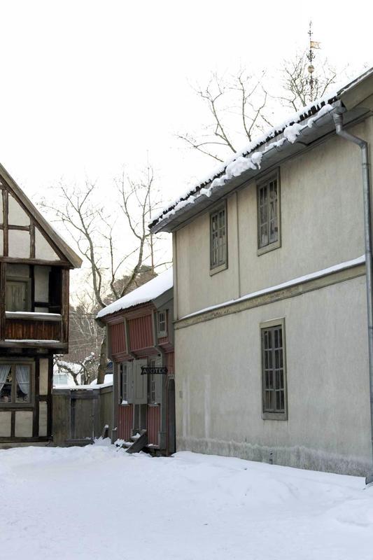Fengsel fra Rådhusgata 7, Oslo