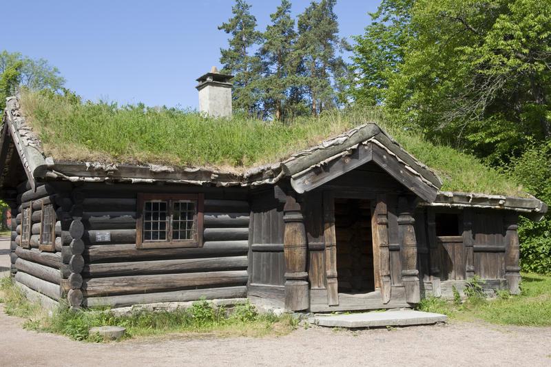 Stue fra Væråsmogen (Foto/Photo)