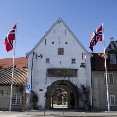 Bergensporten. Foto/Photo