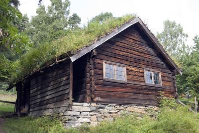 Stue fra Stryn. Foto/Photo