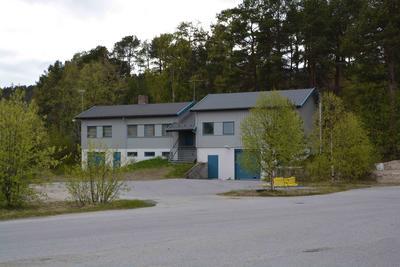 The sami telephone exchange in Karasjok