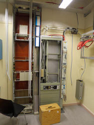 Telefonsentraler Litlefjord interiør 1 (Foto/Photo)