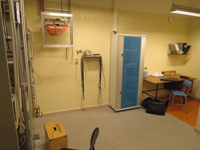 Telefonsentraler. Litlefjord interiør 2 (Foto/Photo)