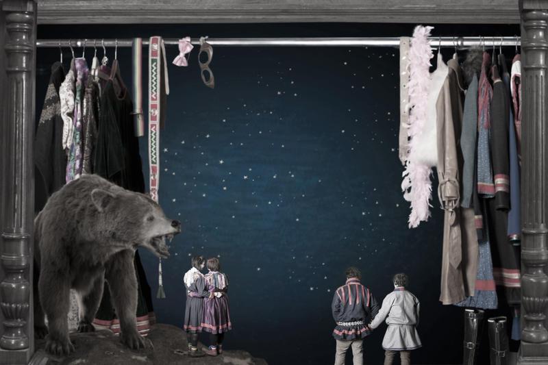 Queering Sápmi: The wardrobe