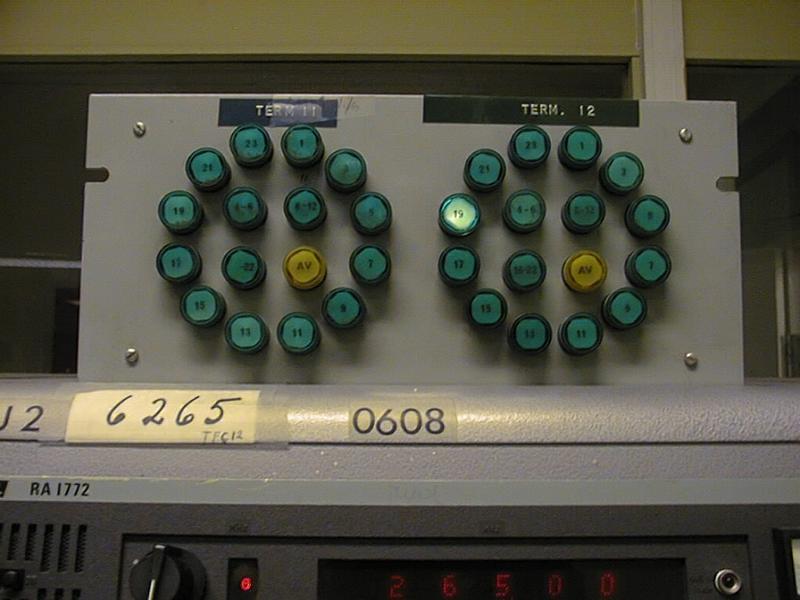 Radio- og kringskastingsstasjoner. Rogaland kystradio Skjæveland, 1999