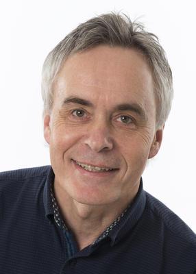Portrett av avdelingsdirektør Stig Hoseth.