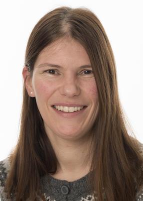 Portrett av seniorkonsulent Ingvild Herberg.